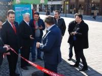 Târgoviște, Centrul Vechi: Andrei Plumb și Leo Badea au inaugurat sediul Clubului Social Democrat