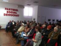 Alegeri în PSD Târgoviște
