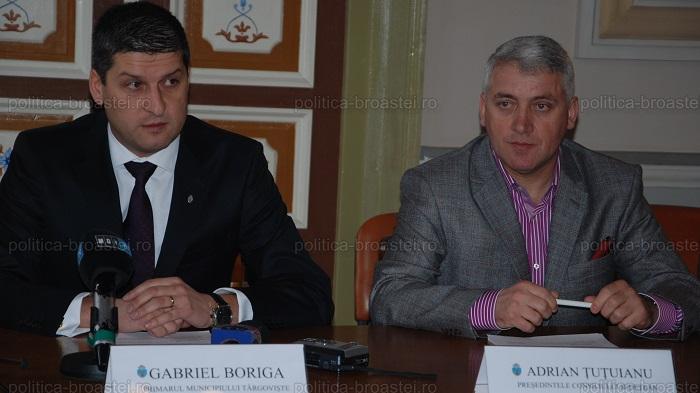 """Gabriel Boriga, despre relația """"pozitivă"""" cu Adrian Țuțuianu: """"Ne-am dat seama…"""""""