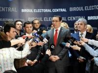 Doi dâmbovițeni pe lista alianței PSD – UNPR – PC la europarlamentare. FOTO-VIDEO de la depunerea dosarelor de candidatură