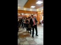 VIDEO: Cristian Stan, președinte PSD Târgoviște – Dansul pinguinului!!!
