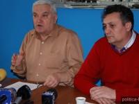Apă contaminată politic?! Declarații Victor Sanda și Alexandru Oprea