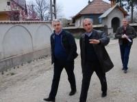 Asociere Consiliul Județean – Consiliul Local Tătărani: se asfaltează drumuri în satele Priboiu și Căprioru