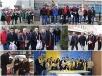FOTO: De mărțișor, comando politic în Dâmbovița