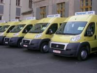Microbuze școlare noi pentru elevii din județul Dâmbovița. Declarații Adrian Țuțuianu