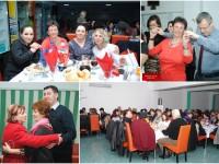 8 Martie: Petrecerea femeilor din Titu (foto)