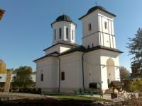 Izvorul Tămăduirii la Mănăstirea Nucet