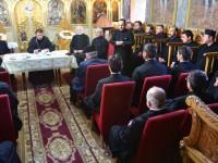 Alegeri eparhiale în Arhiepiscopia Târgoviștei