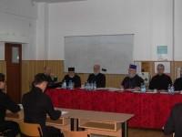 """Examen de atestare a cunoștințelor la Seminarul Teologic """"Sfântul Ioan Gură de Aur"""" din Târgoviște"""