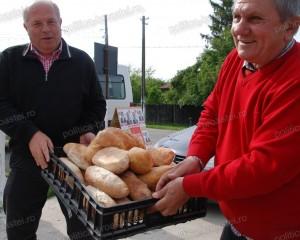 Politică pe pâine
