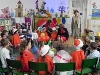 Moment de suflet dedicat Zilei Copilului: OFSD Dâmbovița, alături de preșcolarii din Raciu (foto)