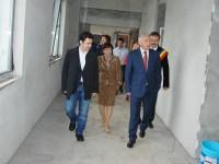 GALERIE FOTO: Ministrul Educației – vizită de lucru la Școala Bălteni din Conțești