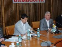 Președintele Administrației Fondului pentru Mediu – întâlnire cu primarii din județul Dâmbovița. Veste bună pentru proiectele derulate prin AFM