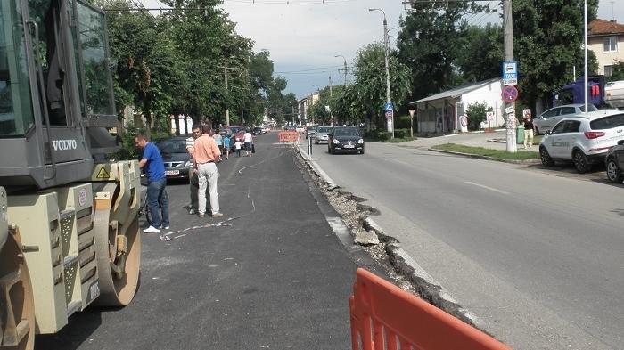 asfaltare i.c. bratianu