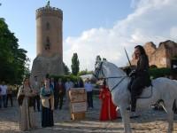 GALERIE FOTO: Deschiderea Festivalului Medieval Dracula!