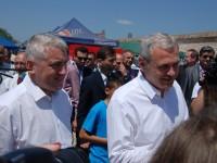 Înainte de a veni la Potlogi, Liviu Dragnea s-a întâlnit cu primarii PSD la Titu! Subiectele discuției