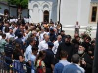 GALERIE FOTO: Pelerinaj la moaștele Voievodului Martir Constantin Brâncoveanu! Vicepremierul Liviu Dragnea, prezent la eveniment