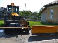 Pietrari: A fost inaugurat un buldoexcavator!