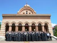 FOTO: Absolvenții Promoției 2014 a Facultății de Teologie și Științele Educației au depus jurământul de credință