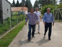 Președintele CJD – vizită de lucru la Serviciul Județean de Pază