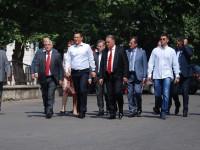 Premierul Victor Ponta, prezent la sărbătoarea Sfântului Nifon! GALERIE FOTO a evenimentului!