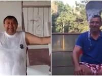 VIDEO: Consilierii municipali Tudorică Răducanu și Cătălin Rădulescu s-au alăturat campaniei de sprijin pentru bolnavii SLA!