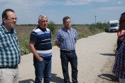 Investiție așteptată: Drumul județean Pitaru – Potlogi va fi asfaltat până pe 5 septembrie!