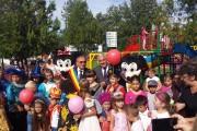 Investiții la Aninoasa – modernizare de drumuri locale și parcuri pentru copii