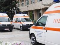 FOTO: 3 ambulanțe noi pentru județul Dâmbovița, de la Ministerul Sănătății