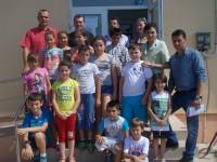 """20 de copii din Ionești – participanți la Școala de vară parohială """"Vacanța pentru toți"""""""