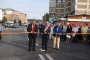 Investiție la Moreni: A fost reabilitat și inaugurat podul din centrul municipiului, peste pârâul Cricov!
