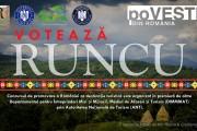 RUNCU – Poveste din România! Susține localitatea dâmbovițeană într-o campanie națională de promovare turistică!
