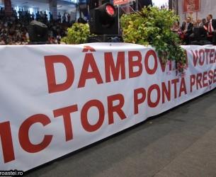 Victor Ponta își lansează candidatura pe Național Arena. PSD Dâmbovița participă cu 2536 de susținători!