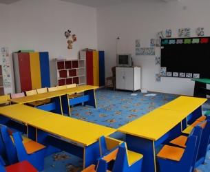 Copiii din Merișu (Costeștii din Vale) se bucură de o grădiniță nouă!