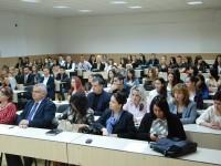 Președintele CJD și primarul municipiului Târgoviște au marcat deschiderea anului universitar la Facultatea de Drept