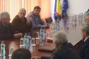 Președintele CJD și deputatul Georgică Dumitru, întâlnire cu angajații și conducerea UM Mija