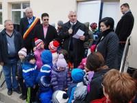 Investiții finalizate la Mătăsaru: grădiniță nouă și rețea de alimentare cu apă!