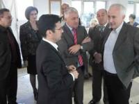 FOTO: Ministrul Educației, vizită la Moreni. Declarații Remus Pricopie, Adrian Țuțuianu și Constantin Dinu