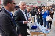 """Deschiderea expoziției """"România, grădina Europei. Descoperă comorile României!"""""""