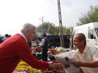 Senatorul Adrian Țuțuianu, solicitare la ministrul Agriculturii pentru realizarea unui depozit de colectare legume-fructe în Dâmbovița!