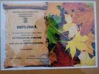 Malu cu Flori: Peședintele CJD, Adrian Țuțuianu, a primit titlul de cetățean de onoare al comunei natale!