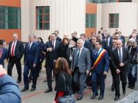Prezență guvernamentală fără precedent: Primul Ministru și 6 miniștri au fost astăzi la Târgoviște!