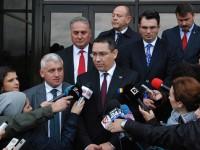 Victor Ponta, la Târgoviște: Când mă insulta Traian Băsescu, avea un farmec. Când mă insultă Iohannis…