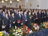 FOTO: Ceremonii închinate celor 15 ani de arhipăstorire a IPS Arhiepiscop și Mitropolit Nifon la Târgoviște