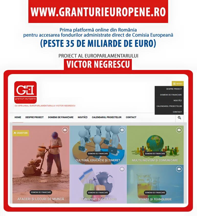 granturi europene