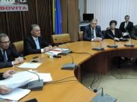 Prefectul Ioan Marinescu, mustrare către șefii deconcentratelor pentru absența de la Mica Unire