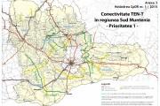 S-au stabilit drumurile județene propuse la finanțare prin POR 2014 – 2020. Vezi traseul din județul Dâmbovița