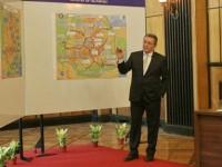 Parlamentarii dâmbovițeni s-au întâlnit cu ministrul Ioan Rus pentru a discuta modificarea Master Planului General de Transport