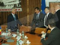 Vineri, 6 februarie: Președintele CJD și parlamentarii județului – întâlnire de lucru pe bugetul și prioritățile anului 2015