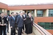 """GALERIE FOTO: Trei miniștri au inaugurat sediul care va găzdui facultățile de inginerie ale Universității """"Valahia"""""""